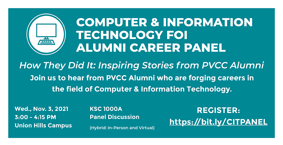 How They Did It - Inspiring Stories from PVCC Alumni