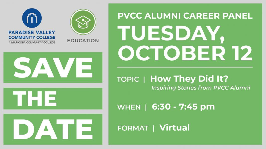 Education FOI: How They Did It? Inspiring Stories from PVCC Alumni