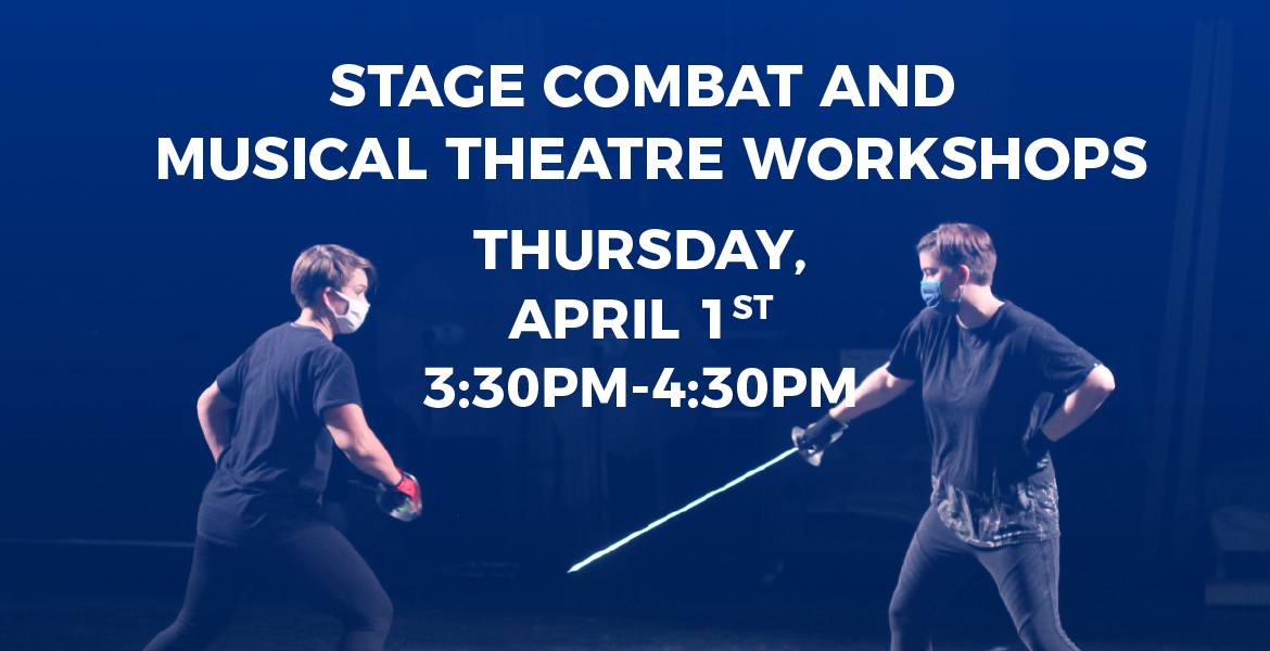 Stage Combat and Musical Theatre
