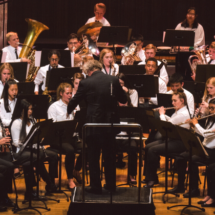 PVCC Music Student Selected to Perform in Vienna, Austria