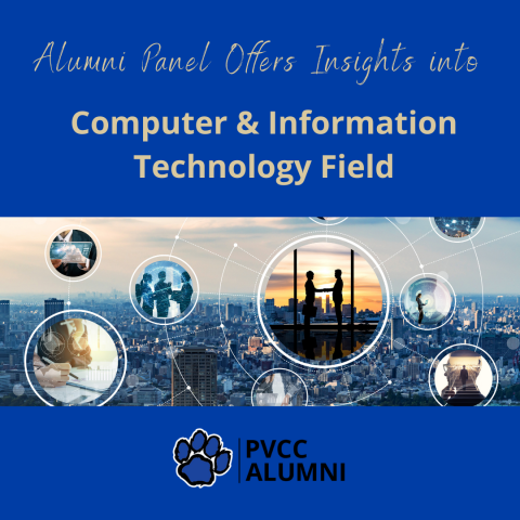 Alumni Panel Offers Insights into Computer and Information Technology Field