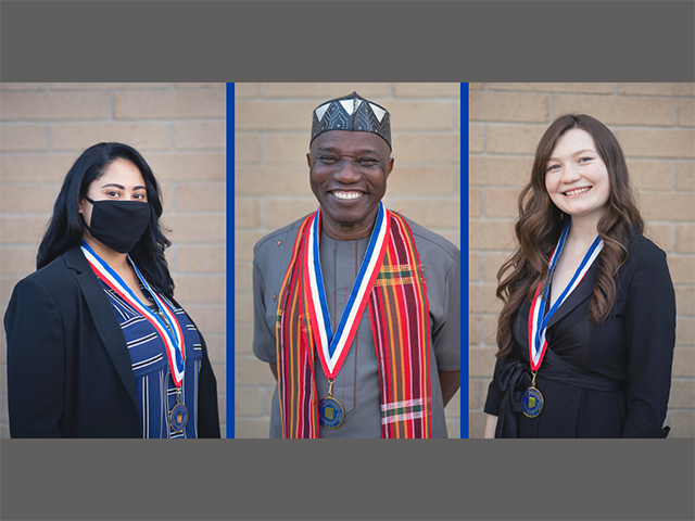 PVCC Students Named to 2021 All-Arizona Academic Team
