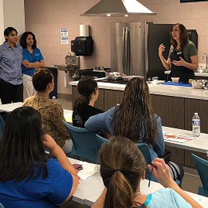 Healthy Cooking Workshop Teaches How to Cook Delicious Meals on a Budget