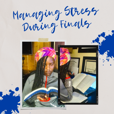 Managing Stress During Finals