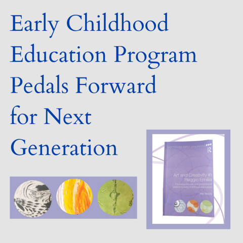Early Childhood Education Program Pedals Forward For Next Generation