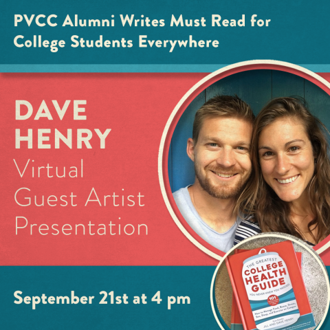 PVCC Alumni Writes Must-Read for College Students Everywhere