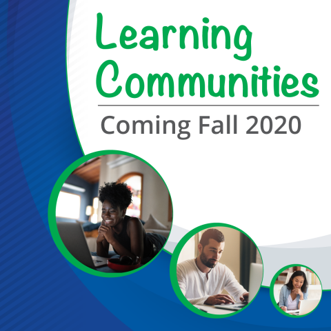 Learning Communities Coming Fall 2020