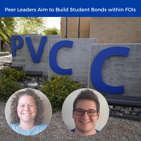 Peer Leaders Aim to Build Student Bonds within FOIs