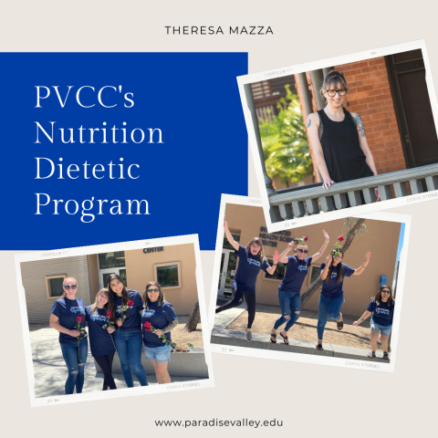 PVCC Nutrition Dietetic Program One of a Kind in Metro Area