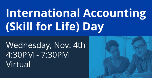 International Accounting (Skill for Life) Day