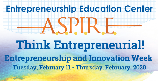Entrepreneurship Week