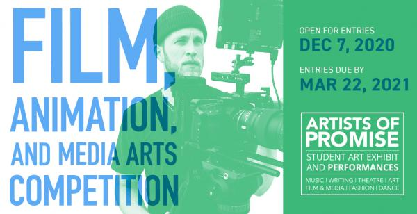 FILM COMPETITION, ANIMATION and MEDIA ARTS COMPETITION