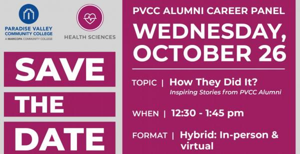Health Sciences FOI: How They Did It - Inspiring Stories from PVCC Alumni