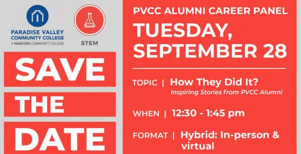 STEM FOI: How They Did It Inspiring Stories from PVCC Alumni