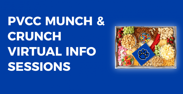 Fall Info Sessions: Munch & Crunch