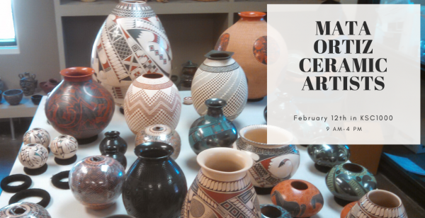 Mata Ortiz Ceramic Artists