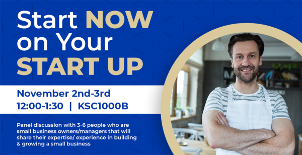 Start Now on Your Start Up