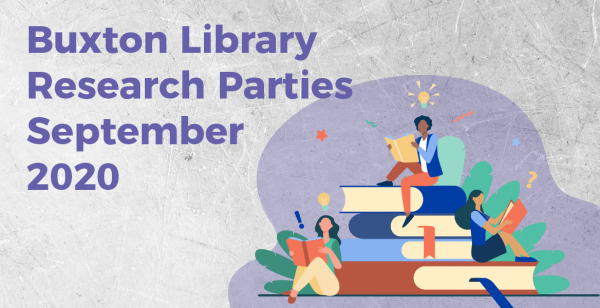 The Buxton Library is Hosting Virtual Research Parties