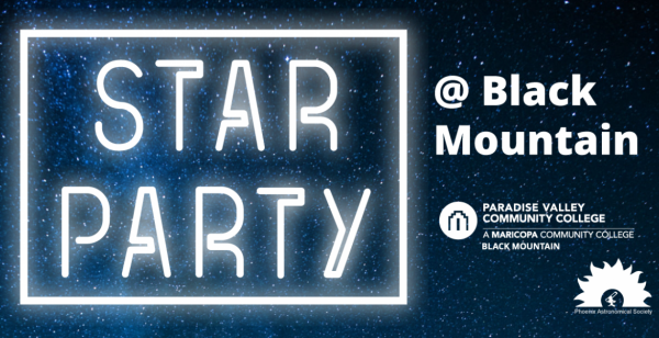 Black Mountain Star Party