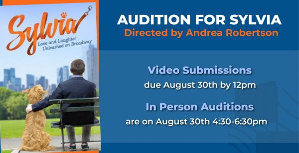 Auditions for Sylvia