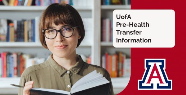 UofA Pre-Health Transfer Information
