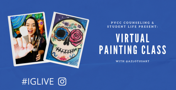 Virtual Painting Class - #IGLIVE
