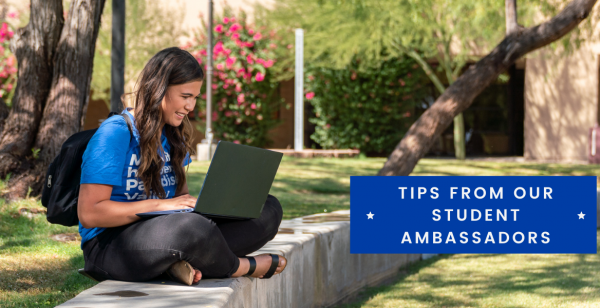 Study Tips from PVCC's Student Ambassadors