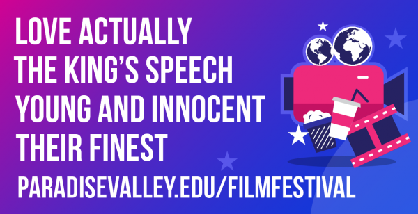 PVCC Hosts 2020 International Film Festival Virtually