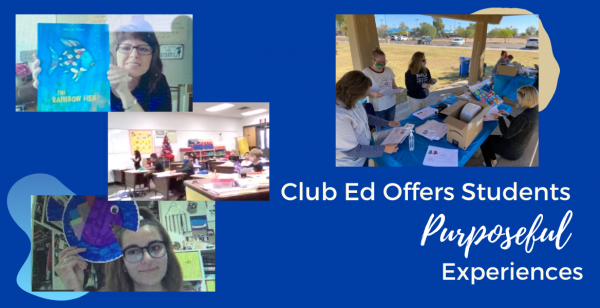 PVCC Club Ed Offers Students Purposeful Experiences