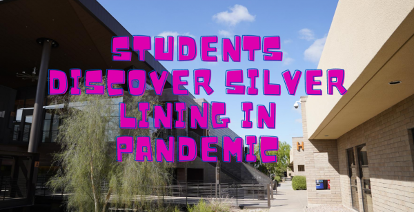 Students Discover Silver Lining in Pandemic