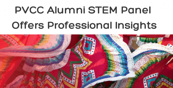 PVCC Alumni STEM Panel Offers Professional Insights
