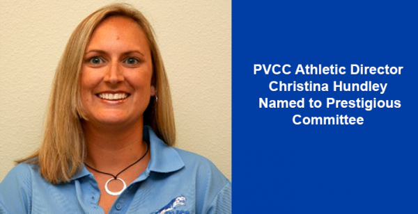 PVCC Athletic Director Named to Prestigious Committee