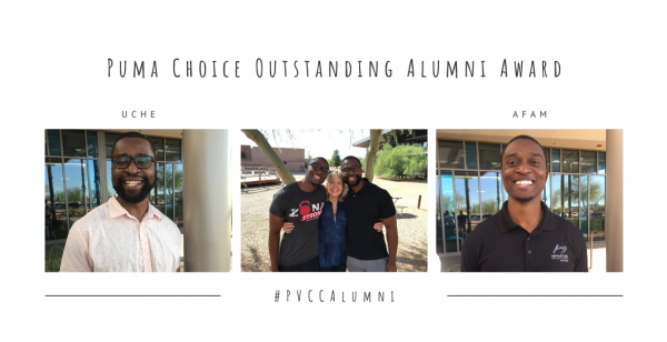 PVCC Announces 2020 Puma Choice Outstanding Alumni