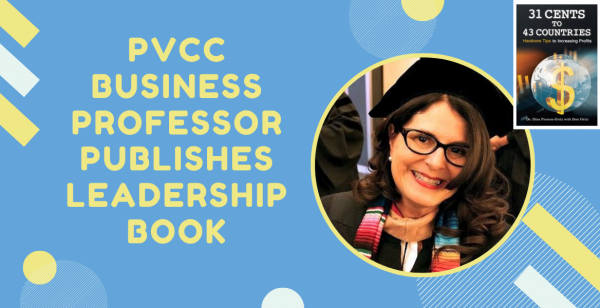 PVCC Business Professor Publishes Leadership Book