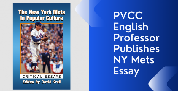PVCC English Professor Publishes NY Mets Essay