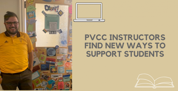 PVCC Instructors Find New Ways to Support Students