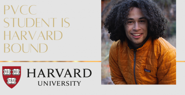 PVCC Student is Harvard Bound
