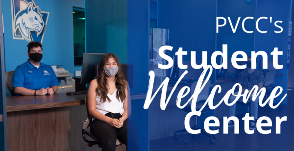 Welcome Center - Student's One-Stop Shop