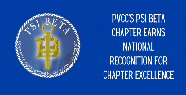 Psi Beta Chapter Earns National Recognition for Chapter Excellence