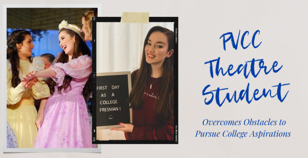PVCC Theatre Student Overcomes Obstacles to Pursue College Aspirations