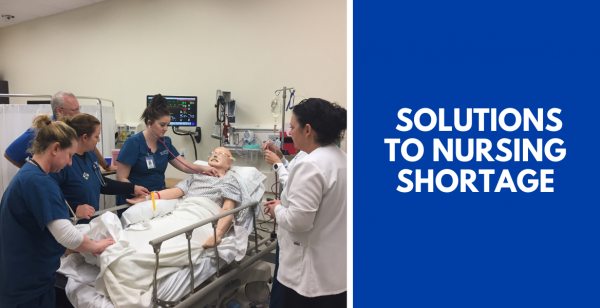 Solutions to Nursing Shortage