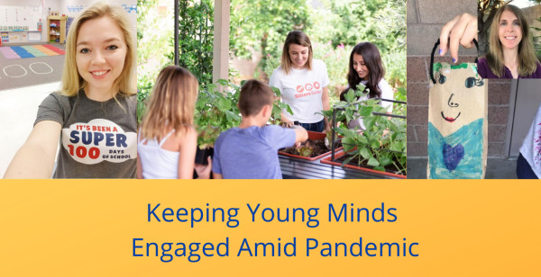 Keeping Young Minds Engaged Amid Pandemic