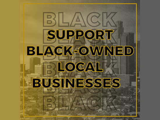Support Black-owned Local Businesses