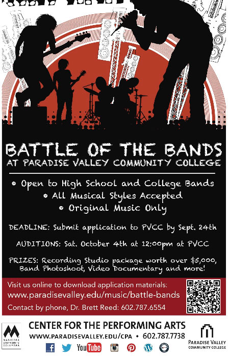 Battle of the Bands 2013-2014
