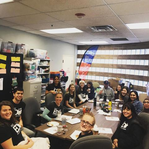 Education Students Engage in Positive Social Change