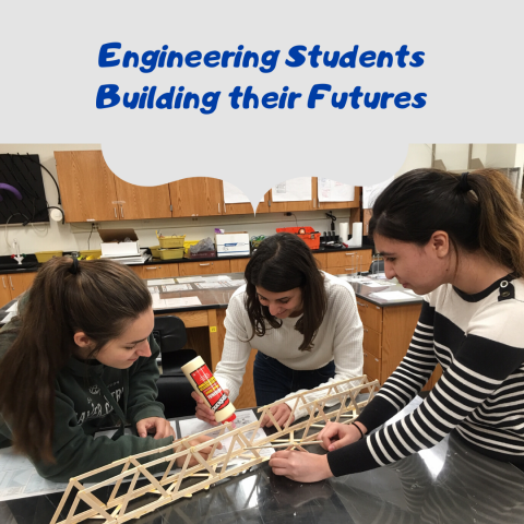 Engineering Students Building their Futures