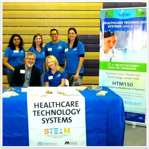Healthcare Technology Skills in High Demand