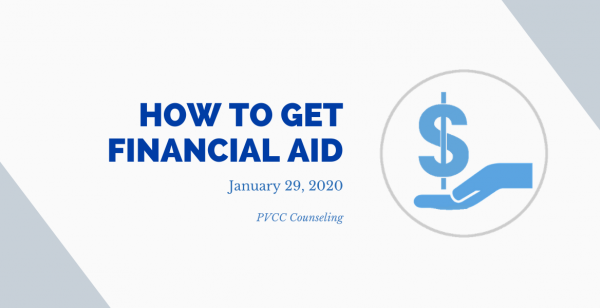 HOW TO GET FINANCIAL AID