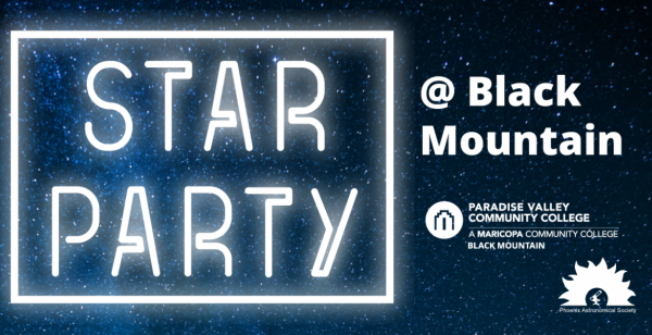 Star Party at Black Mountain