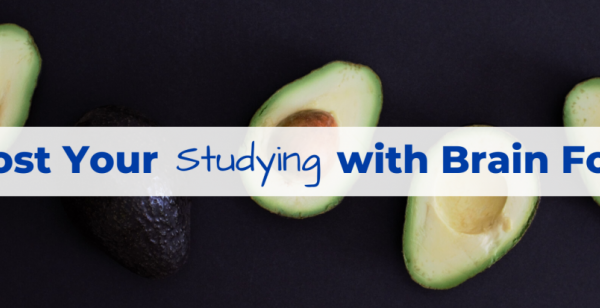 Boost Your Studying with Brainfood